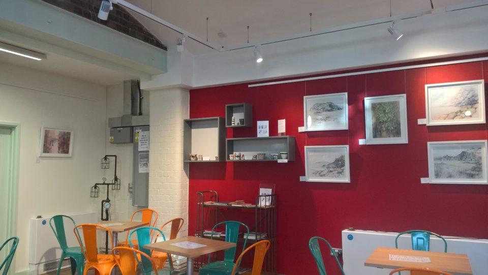 Cafe Artwork