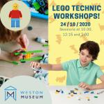 Lego Technic Workshops