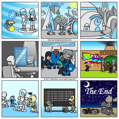 Rusty Comic Finale 500x500 1