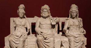 The Capitoline Triad