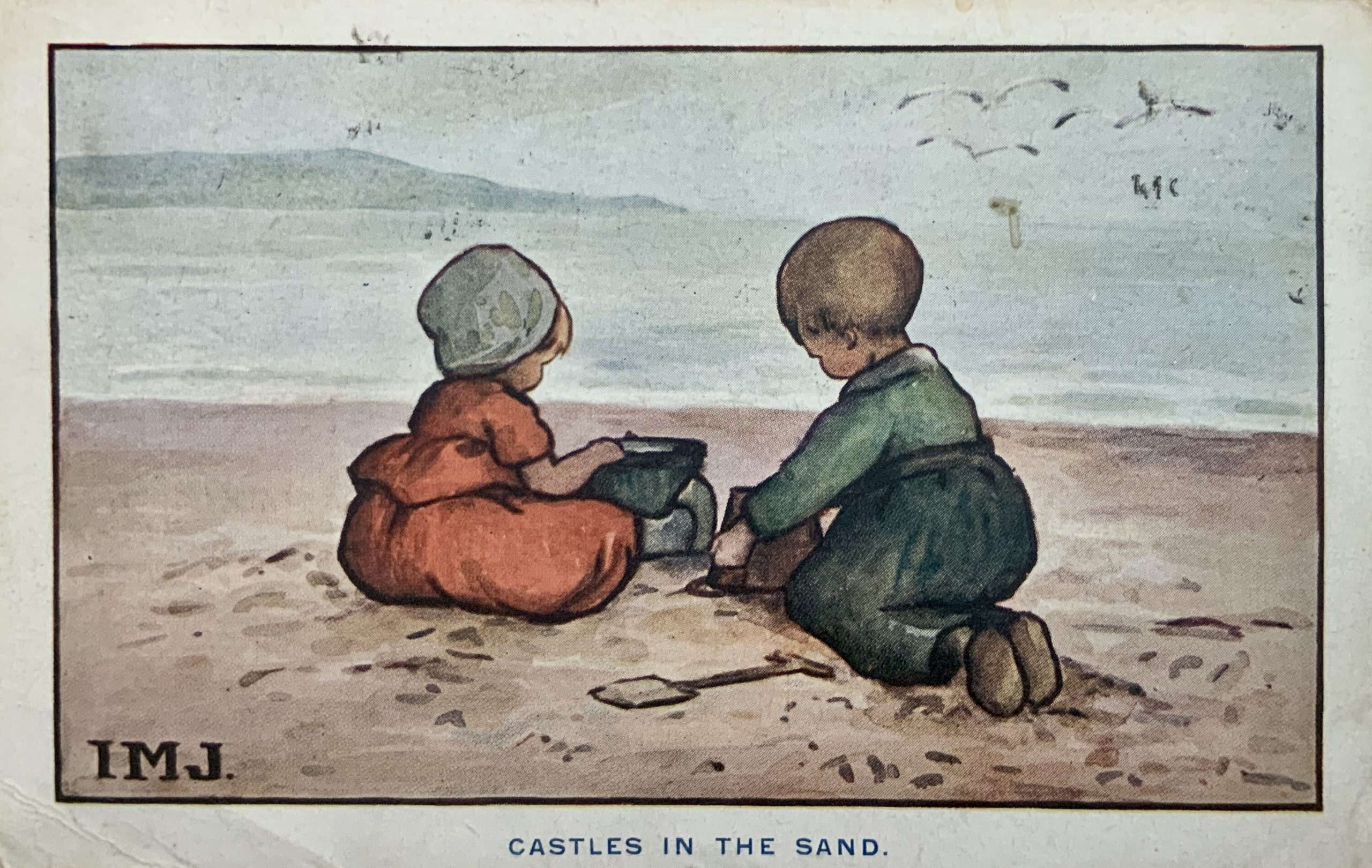 Castles in the Sand by Ivy Millicent James