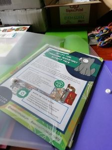 learning activity printed pack