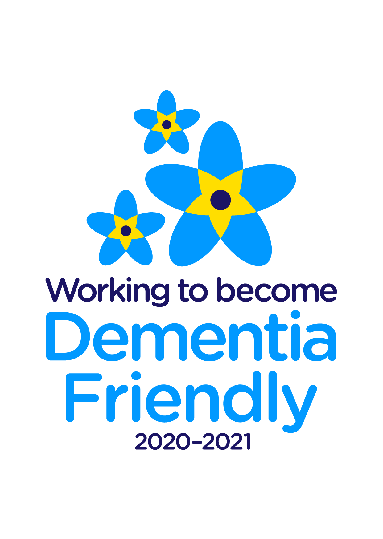 Dementia Friendly Logo 2020 2021