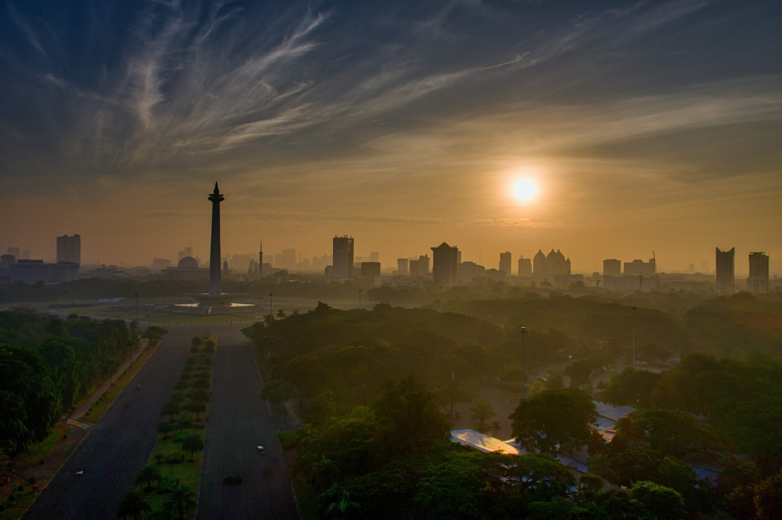 Jakarta, Indonesia (image courtesy of Tom Fisk)