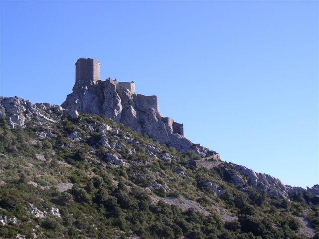 Château de Quéribus, France