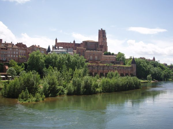 Sainte-Cecile Cathedral of Albi, France