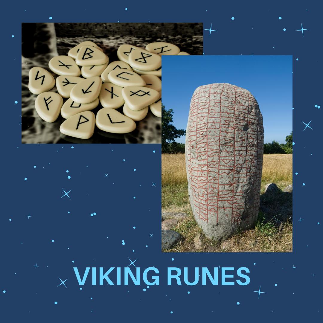 Codebreakers Blog Post Viking Runes