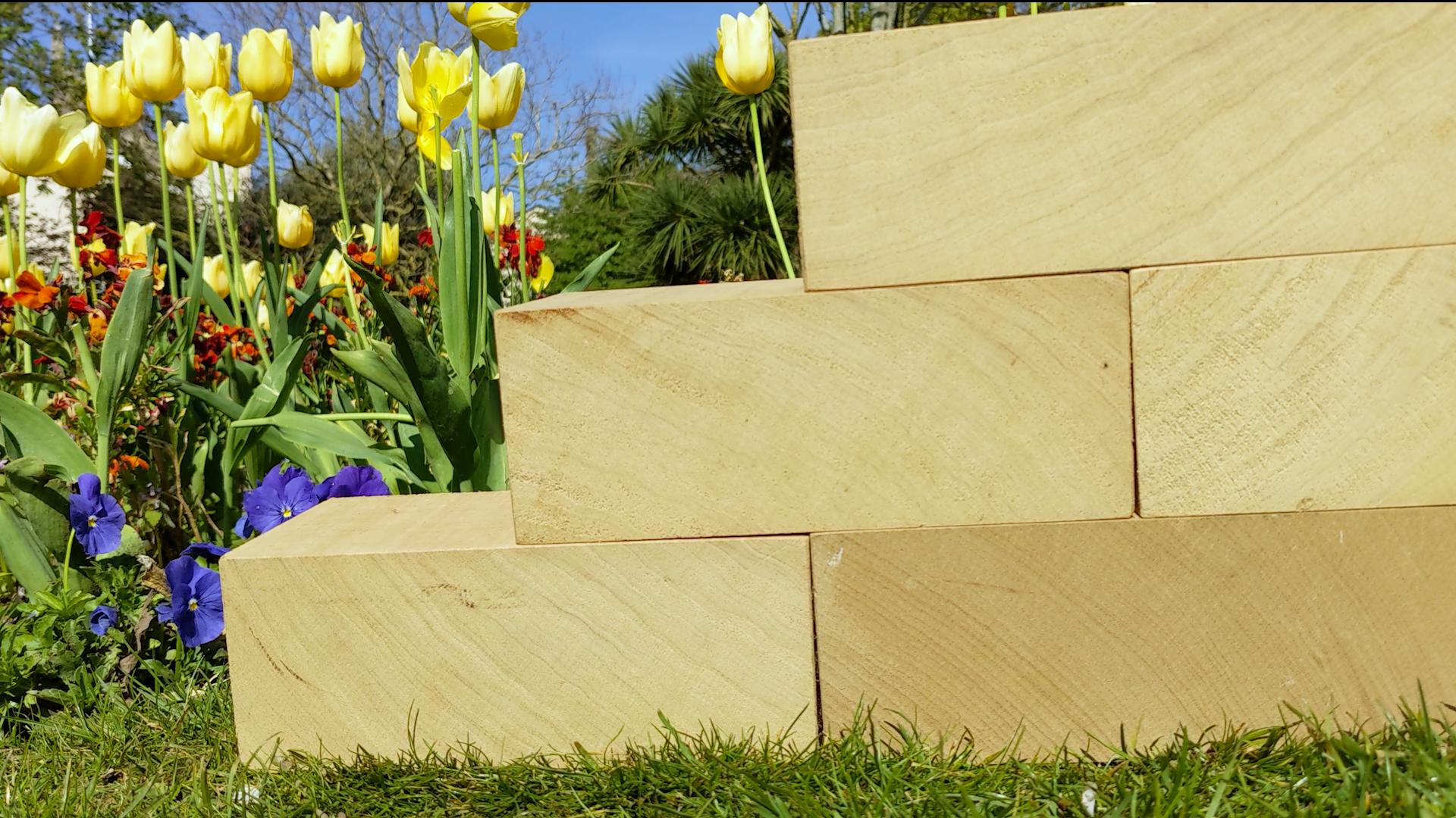 Stack of Blocks