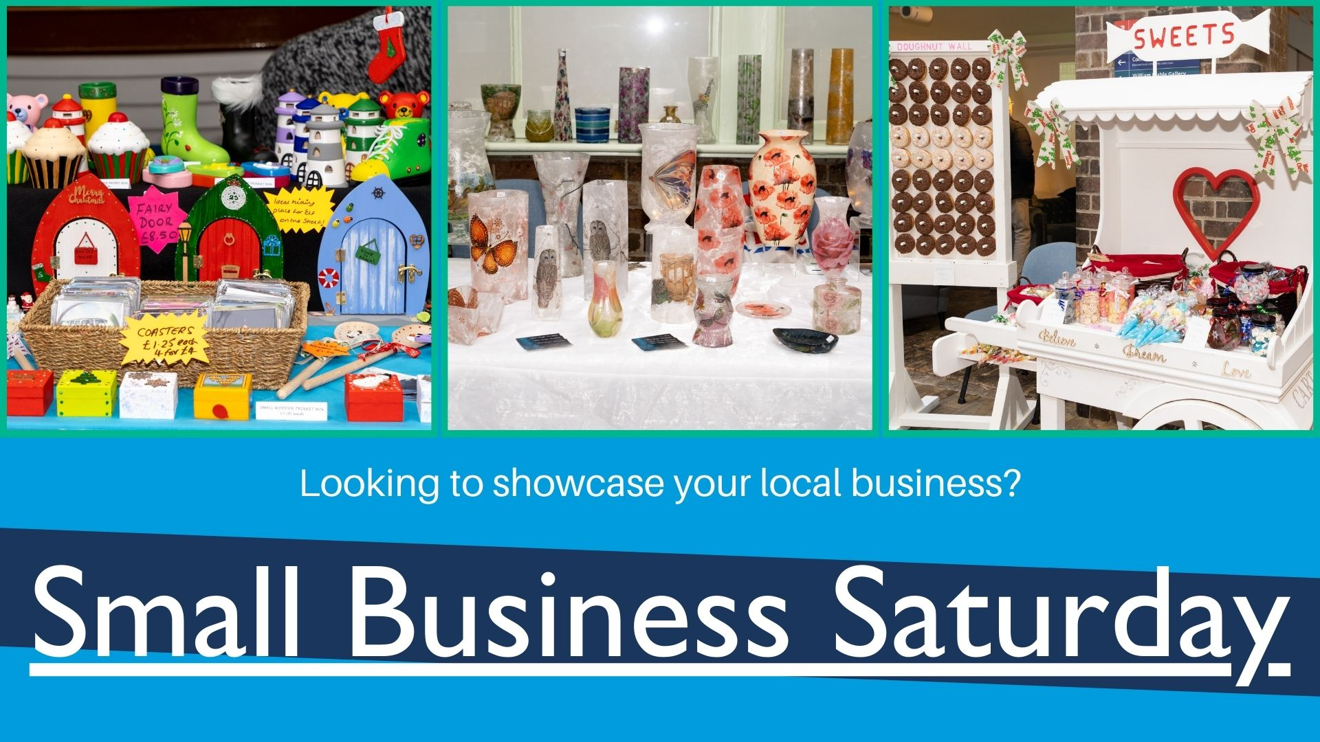 Small Business Saturday FB Event
