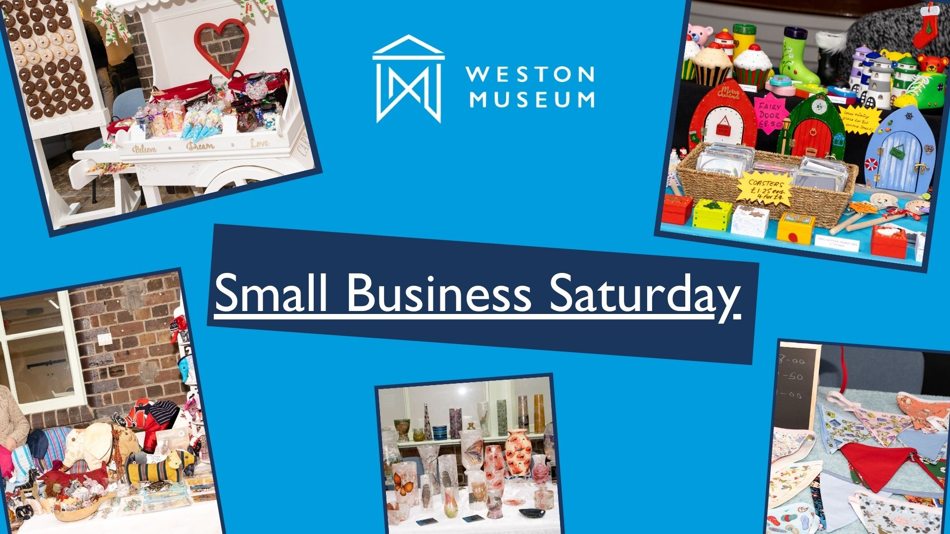 Small Business Saturday website