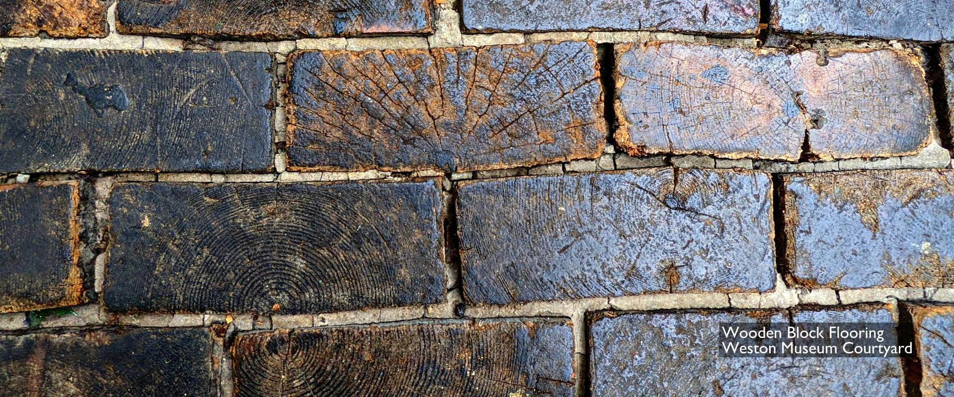 Wooden Block Flooring