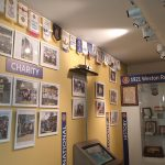 a photograph of the Rotary Club exhibition