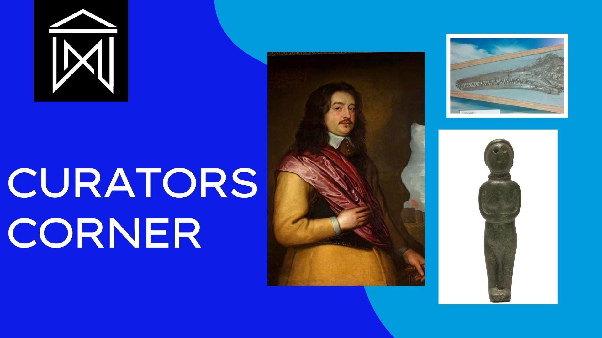 Curators Corner